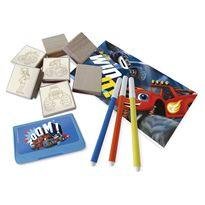 Blaze set estampines mediano 7 sellos - 24207914