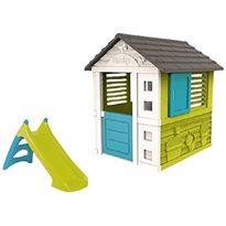 Pretty house + tobogan xs - 33710068