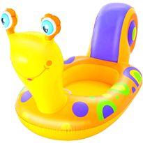 Barquita flotante caracol 163x66 cm. 3-6 años - 86734102