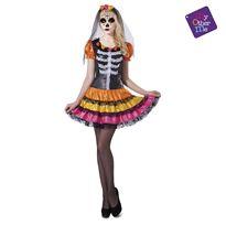 Catrina esqueleto ml mujer ref.203219 - 55223219