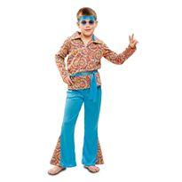Hippie psicodélico niño 7-9 - 55201980