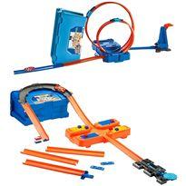 Hot wheels caja de acrobacias - 24556063
