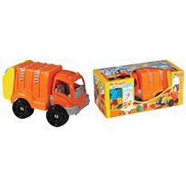 Camión basura con bloques - 48301491