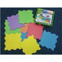 Puzzle foam 9 pzas 30x30 - 98778404