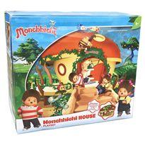 Monchhichi casa playset - 23381514