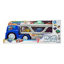 Camión transportador con 6 coches - 92312153