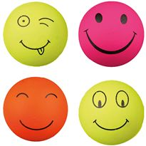 Pelota smiley gomaespuma 6 cm (precio unidad) - 69034381