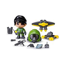 Pinypon action set action jet pack - 13007303