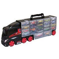 Camión portacoches 70 cm con 6 coches - 50965851