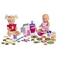 Nenuco hermanitas traviesas en la cocina - 13006982