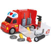 Repara camion bomberos - 91402418