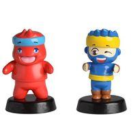 Ninja figura bailarina (azul o rojo) - 23329018