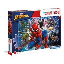 Puzzle 60 spiderman - 06626444