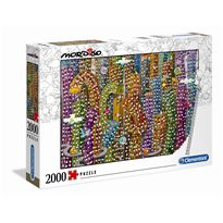Puzzle 2000 jungla mordillo - 06632565