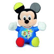 Peluche baby mickey luces y sonidos - 06617206