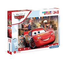 Puzzle 24 cars - 06624203