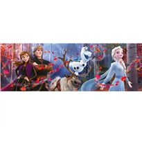 Puzzle 1000 panorama frozen 2 - 06639544