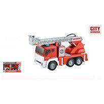 Camion bomberos 1:14 con luz y sonidos - 87803528