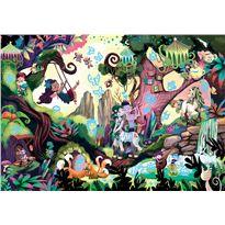 Puzzle 200 magic forest myst.puzz.jr. - 04018612