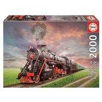 Puzzle 2000 locomotora de vapor - 04018503