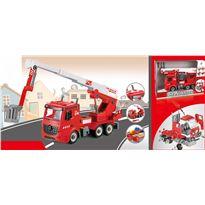 Camion bomberos con luz y sonido - 87815815