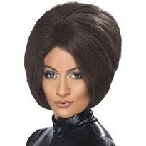 Smiffys peluca posh power wig - 57242229
