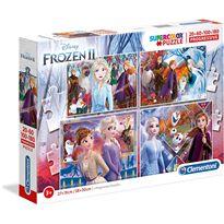 Puzzle frozen 60+100+180 - 06621411
