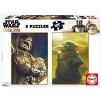 * puzzle 2x100 mandalorian - 04018872