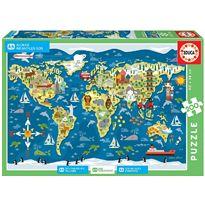 Puzzle 200 aldeas infantiles - 04017727