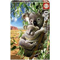 Puzzle 500 koala - 04018999