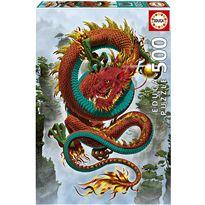 Puzzle 5600 fortune dragon - 04019003