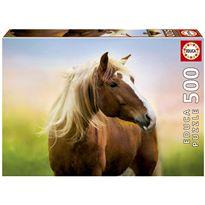 Puzzle 500 horse at sunrise - 04019000