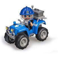 Pinypon quad policia - 13007653