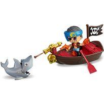 Pinypon action bote piratas - 13007658