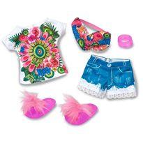 Nancy conjunto de ropa luxury tropic - 13009035
