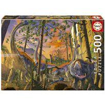 Puzzle 500 curious vincent - 04019001