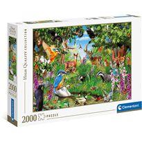 Puzzle 2000 fantastic forest - 06632566