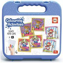 Identic colouring activiti - 04018211