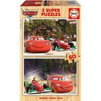 Puzzle 2 x 50 cars - 04016372