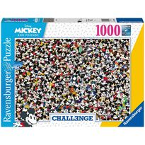 Puzzle 1000 challenge mickey - 26916744