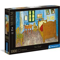 Puzzle 1000 van gogh habitacion - 06639616