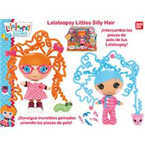 Lalaloopsy littles silly hair - 02552025